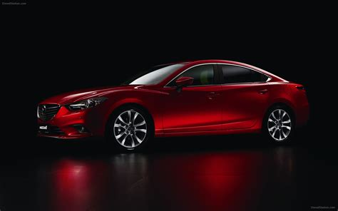 Mazda 6 Coupe Rumors Hd Wallpapers