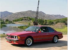 Fotos de BMW Serie 6 635csi USA E24 1976