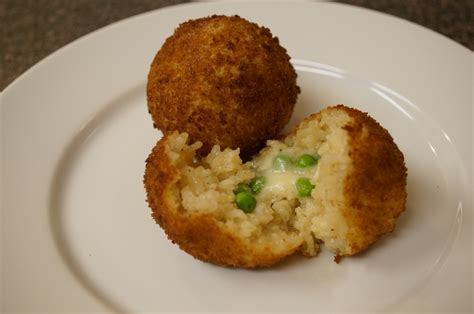 rice balls faux risotto don t stir the pot recipes or reservations