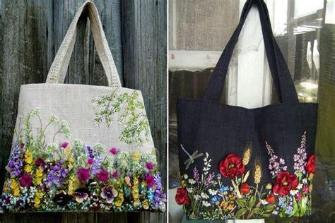 handmade embroidered bags  give  makeover    handbags