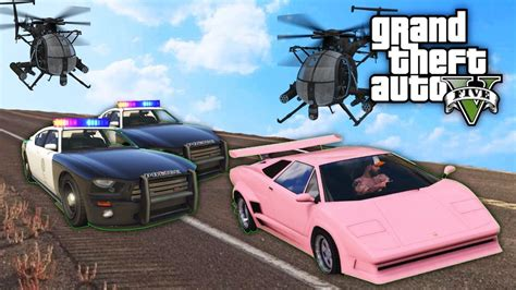Gta 5 Online Most Expensive Car Police Chase