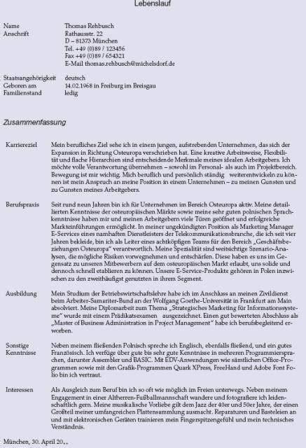 Beispielhafter Lebenslauf Eines Jobwechslers  Ellviva. Lebenslauf Muster Kostenlos Schueler. Tabellarischer Lebenslauf Vorlage Pdf Chip. Lebenslauf Vorlage Download Libreoffice. Lebenslauf Bewerbung Chronologisch. Lebenslauf Schreiben Deutsch. Vita Oswood Pdf. Lebenslauf Praktikum Reinschreiben. Englisch Lebenslauf Aufbau