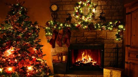 Fireplace Wallpapers by Fireplace Wallpaper 57 Images