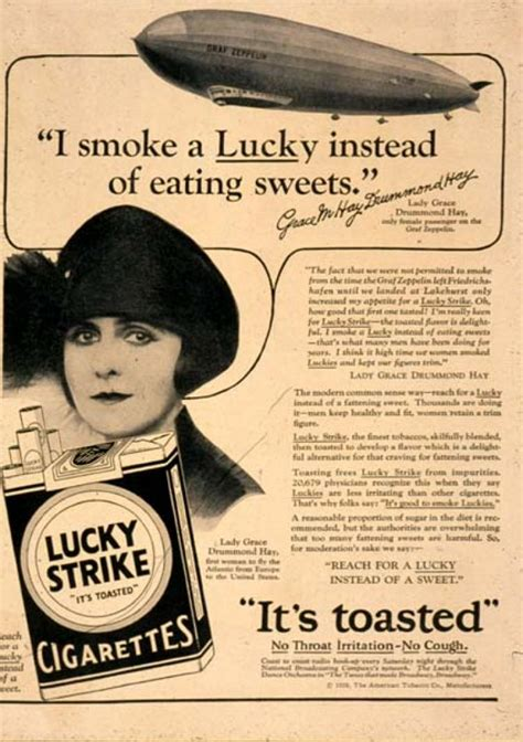 Women And Smoking Propaganda