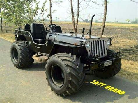 Jeep Manufacturer In Moga Punjab