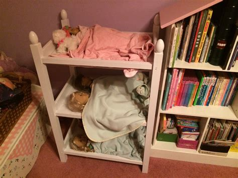 american girl doll triple bunk bed ryobi nation projects
