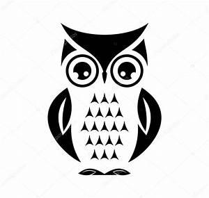 Cute vector owl — Stock Vector © branchecarica #73477795