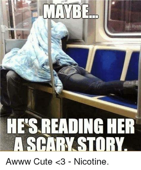 Sweet Memes For Her - maybe ryan he s reading her a scary story awww cute
