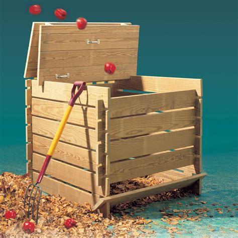 build  compost bin  family handyman