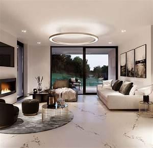 50, Amazing, Modern, Living, Room, Design, Ideas