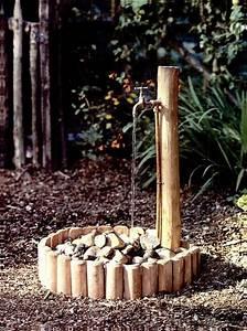 Wasserhahn Für Garten : wasserhahn garden sink water tap water features in the garden ~ Watch28wear.com Haus und Dekorationen