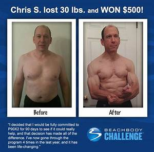 P90X2 Results- The Beachbody Challenge