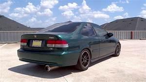 Tx Fs  1999 Honda Civic Ex  Manual  With Suspension Mods