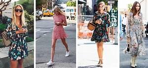 La Mode Est A Vous Printemps Ete 2018 : style femme 14 jolies robes fleurs mode boh me printemps et 2018 ~ Farleysfitness.com Idées de Décoration