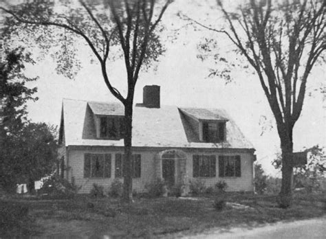 early american home chapter