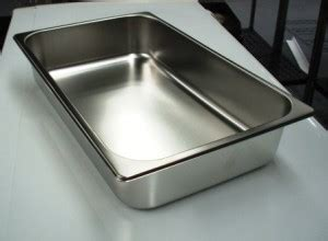 1 1 gastronorm trays 8lt pans commercial kitchen