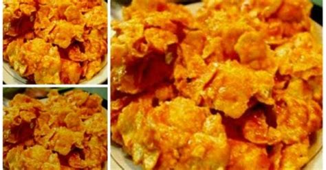 resep makanan ringan emping gepuk manis renyah county food