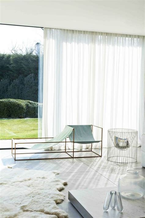 rideau qui laisse passer la lumi 232 re de conception de maison