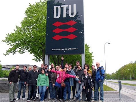 walking  dtu campus photo