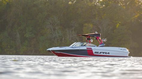 Supra Boats by Supra Boats Reveal Roush Powered Boat With Raptor