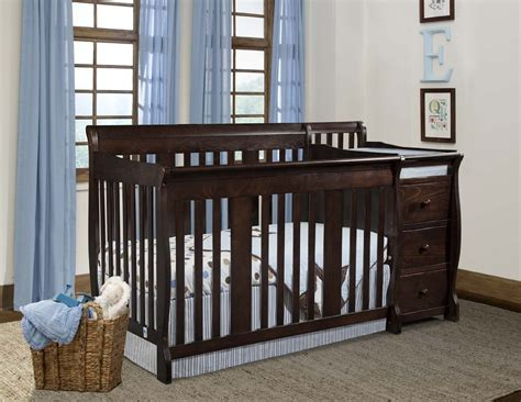 crib and changing table extraordinary baby cribs with changing table