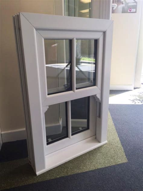 pvc sash window installers  yorkshire alpine glass