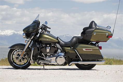 Harley Davidson Ultra Limited Picture by 2018 Harley Davidson Ultra Limited Low Review Total