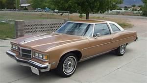 1975 Pontiac Grandville Brougham Coupe