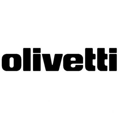 fonts logo 187 olivetti logo font