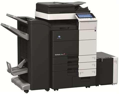 Find everything from driver to manuals of all of our bizhub or accurio products. Konica Minolta Bizhub C754e FS 534 SD 511 LU 301 Left Price Offers - Free Copiers For Estate Agents