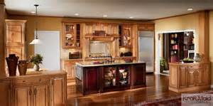 kitchen island shop kraftmaid maple raised door in praline with mocha