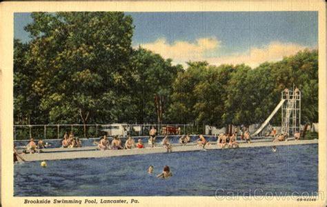 Brookside Swimming Pool Lancaster, Pa