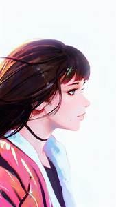 bd28 anime drawing painting ilya illustration