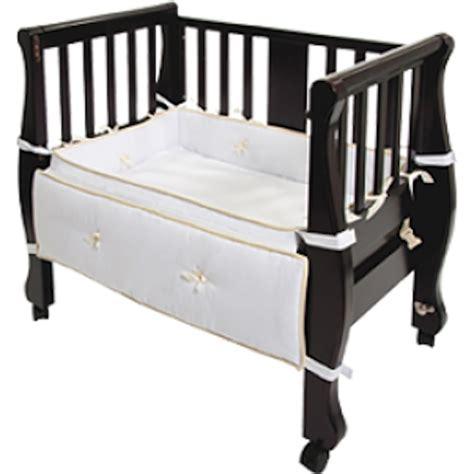 arm s reach sleigh bed co sleeper birth partner