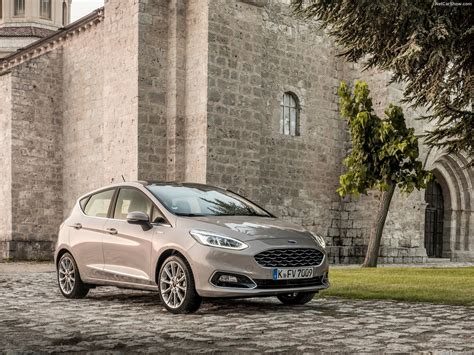 Ford Fiesta (2017) - picture 7 of 203