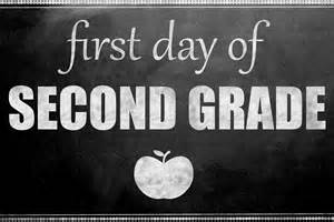 First Day of First Grade Printable Sign