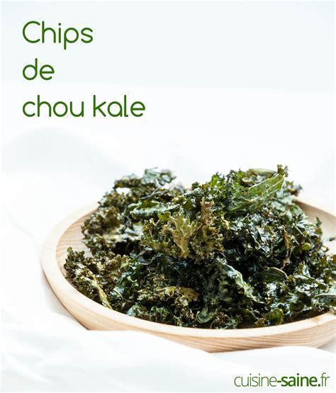 recettes de cuisine chips de chou kale au four vidéo cuisine saine