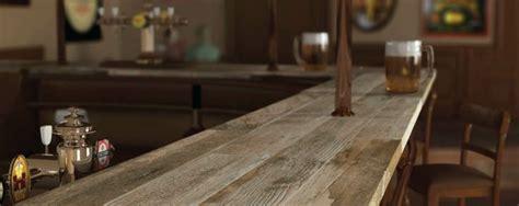 bar top   wood porcelain planks   counter
