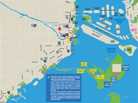 Miami Boat Show Water Taxi Locations by Miami International Boat Show Parking Passes Now Available