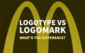 logotype vs logomark inkbot design medium