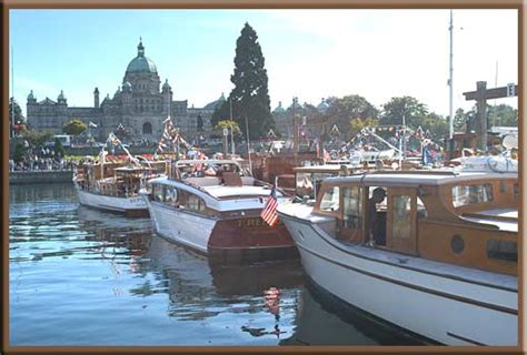 Wooden Boat Victoria by Boats At Victoria S Classic Wooden Boat Festival