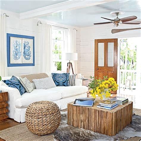 key west cottage living decorating coastal decor ideas