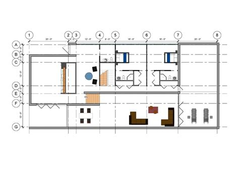modern home layouts modern mansion plans modern house