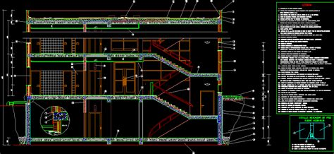 court house dwg section  autocad designs cad
