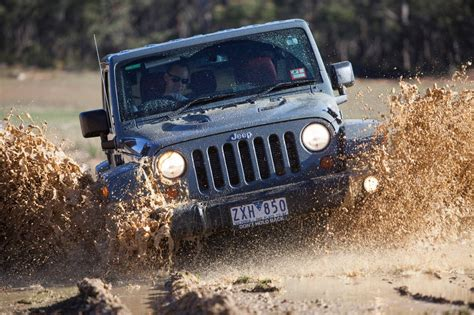 jeep mud jeep wrangler rubicon 10th anniversary edition mud