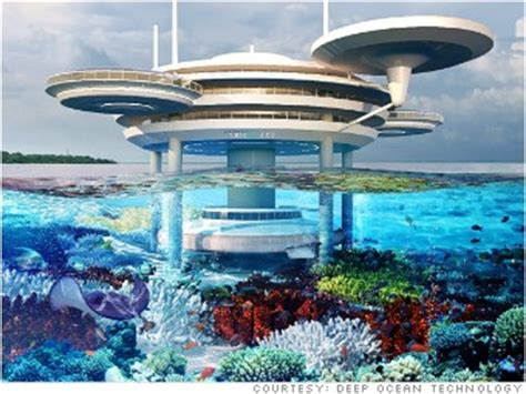 Awesome Underwater Hotel In Dubai The Water Discus by Dubai Water Discus Hotel 6 Stunning Undersea Hotels