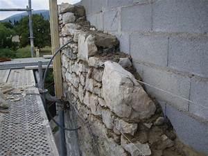 Construction En Pierre : pierre a maconner construction maison b ton arm ~ Premium-room.com Idées de Décoration