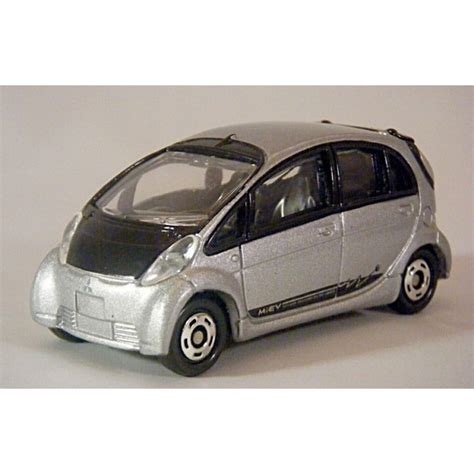Tomica Die Cast Vehicles tomica mitsubishi i miev electric vehicle global