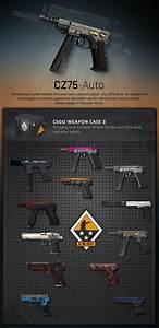 Cs Auto : cs go update 12 02 14 adds cz75 auto pistol new weapons case valve news ~ Gottalentnigeria.com Avis de Voitures