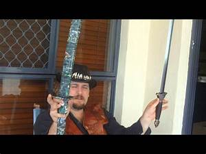 WROL / Zombie Sword, Katana VS Straight Sword (Jian) - YouTube